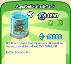 Aquabatix Shark Tank