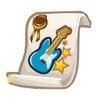 Rocker Career Token