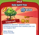 Gaia Spirit Tree