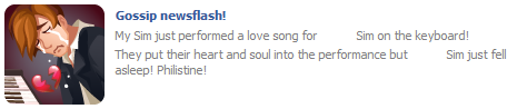 Perform Love Song Keyboard Negative