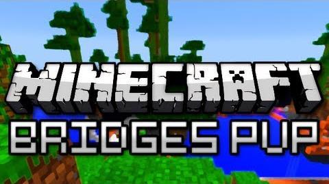 Minecraft Bridges PVP w Friends Round 2 (Mini Game)