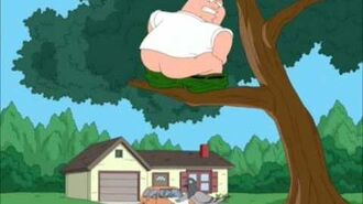 Peter Poops on Pigeons Car - Family Guy-0