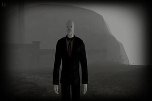 Slender Man in Rising