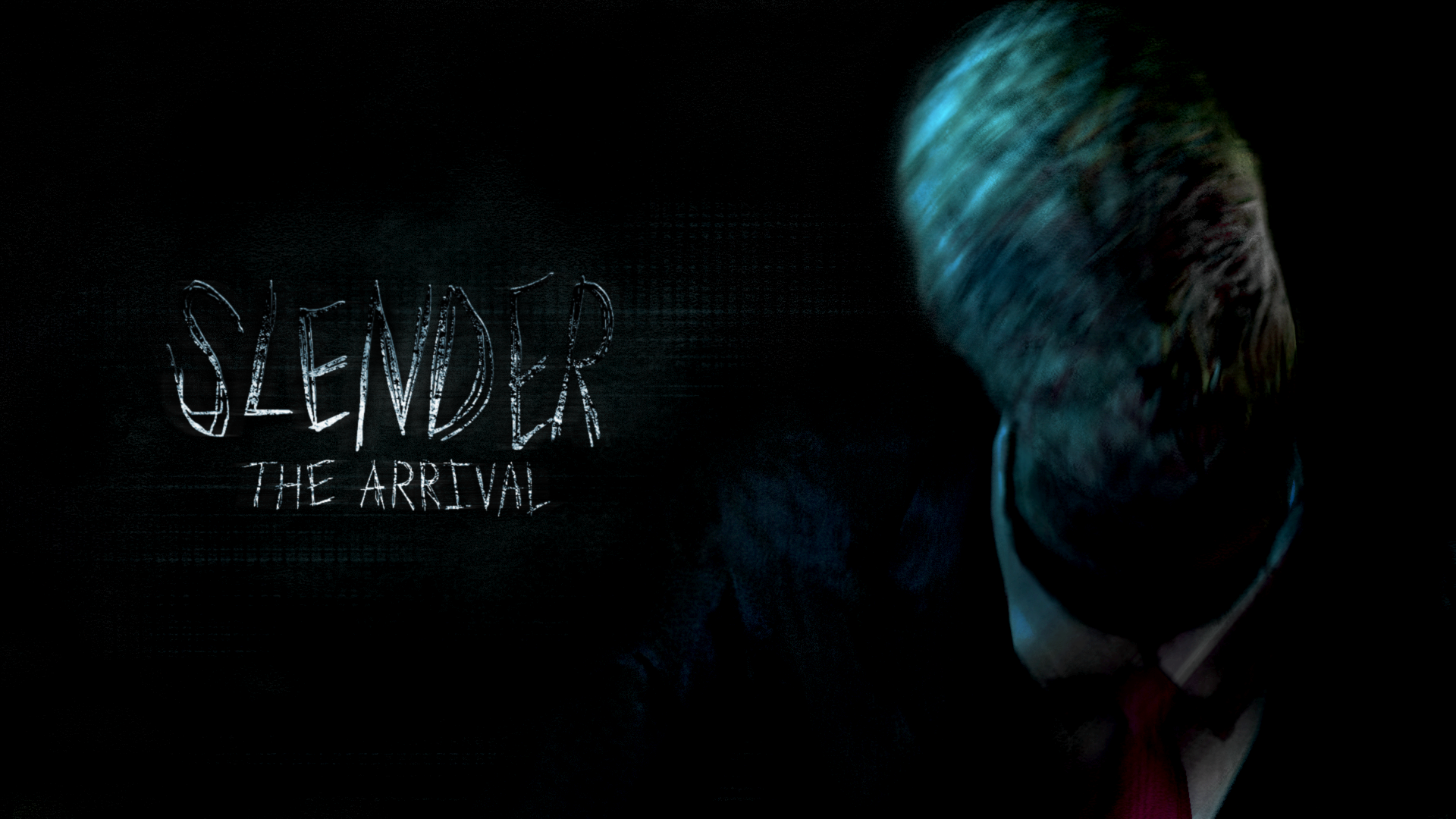 Slender The Arrival Wallpaper