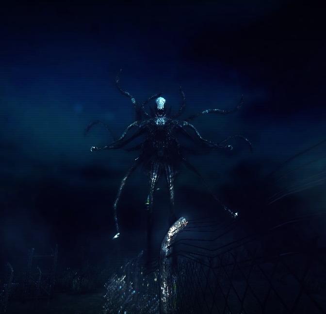 slender haunt
