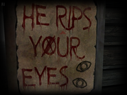 HE RIPS YOUR EYES