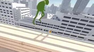 I am going to Kermit suicide