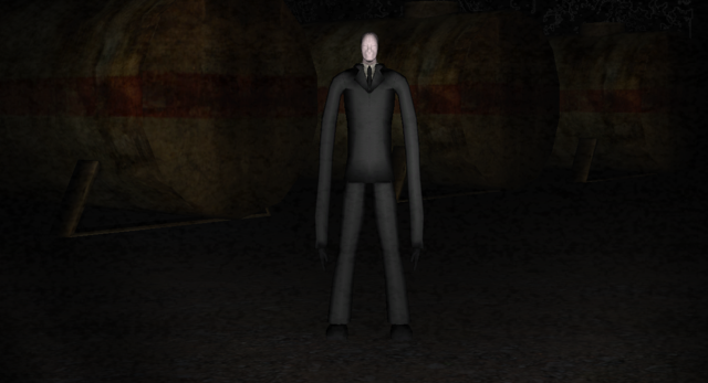 Image result for slender the eight pages