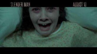 """SLENDER MAN TV Spot - """"Disappear Revised"""""""