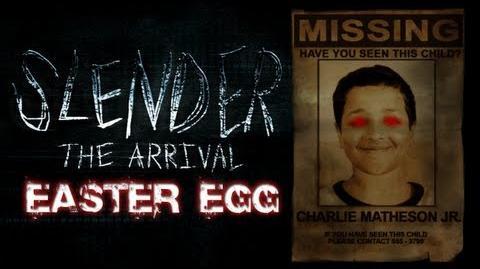 Video Slender The Arrival Easter Egg Super Secret Level