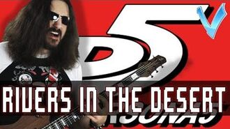 "Persona 5 - Rivers In The Desert ""Epic Metal"" Cover (Little V)"