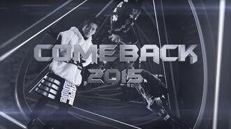 """INFINITE 2015 Comeback Teaser """"7 in 1"""""""