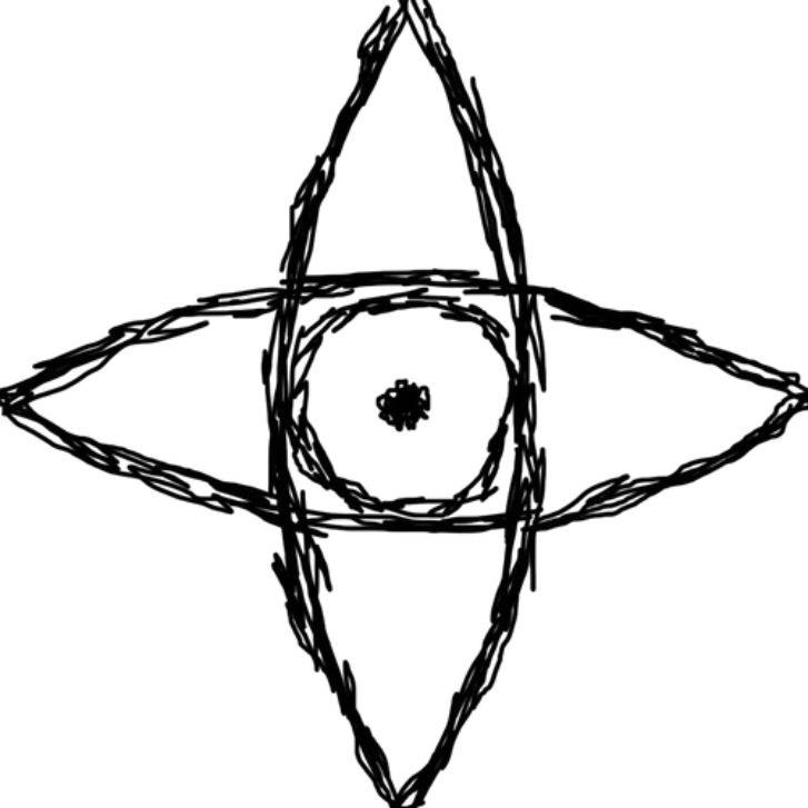 Image The Severance Eye Symbol White Versiong The Slender