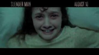 """SLENDER MAN TV Spot - """"Disappear Final"""""""