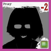 Proxy-Front-Face