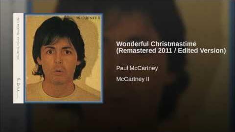 Wonderful Christmastime (Remastered 2011 Edited Version)