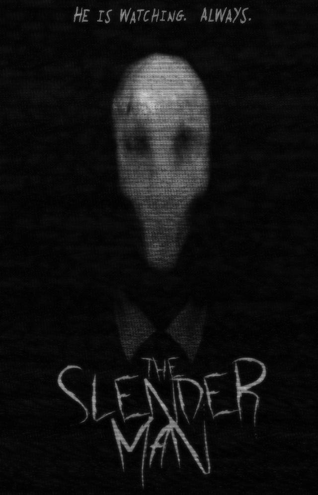 Hasil gambar untuk slenderman poster