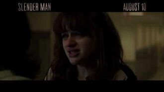 "SLENDER MAN TV Spot - ""Disappear Cutdown Final"""