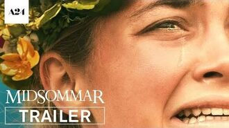 MIDSOMMAR Official Trailer HD A24