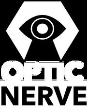 OPTIC NERVE LOGO FINAL WHITE