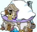 Poet Smurf's Hut
