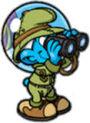 Explorer Smurf