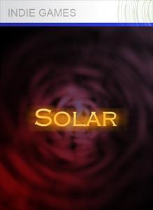 Solar xbox box art