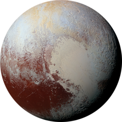 Pluto spacepedia