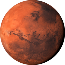 Mars spacepedia