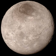 Charon in Color (HQ)