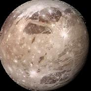Ganymede spacepedia