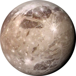 Ganymede spacepedia