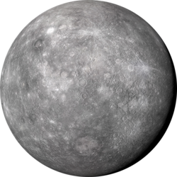 Mercury spacepedia