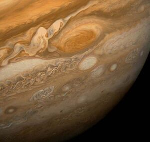 633px-Great Red Spot From Voyager 1