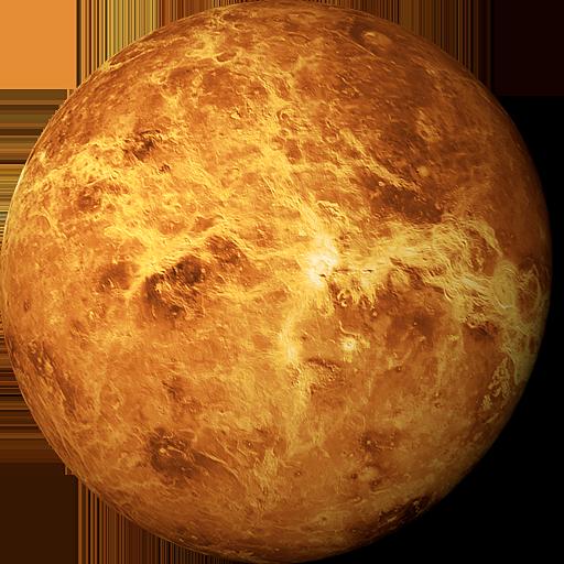 solar system venus - photo #11