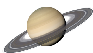 Saturn spacepedia