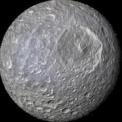 Mimas spacepedia