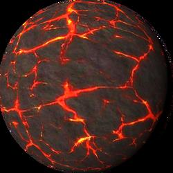 Vulcan spacepedia
