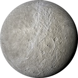 Rhea spacepedia