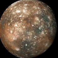 Callisto spacepedia