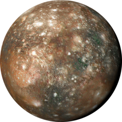 Callisto spacepedia