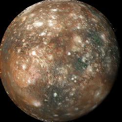 Callisto | The Solar System Wiki | FANDOM powered by Wikia