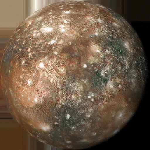 Callisto The Solar System Wiki Fandom Powered By Wikia