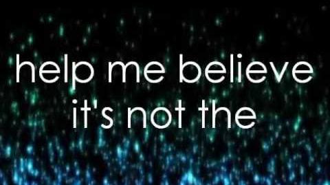 Three Days Grace - Animal I Have Become Lyrics on screen