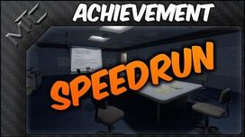 The Stanley Parable - Achievement - Speed run