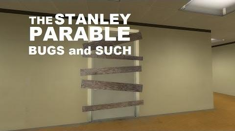 The Stanley Parable Bugs and Such with Glitch Escape Pod Ending