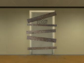 Broom Closet The Stanley Parable Wiki