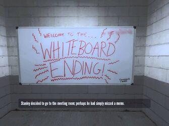 WhiteboardEnding