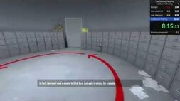 The Stanley Parable speedrun- Confusion Ending in 10-42