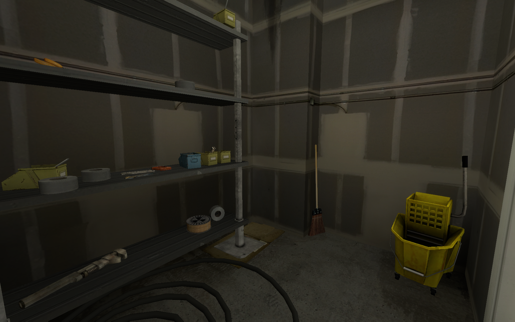 Broom Closet The Stanley Parable Wiki Fandom Powered